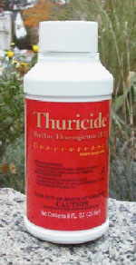 Thuricide - Bacillus thuringiensis (Bt)
