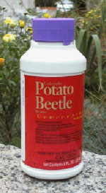 Colorado Potato Beetle Beater
