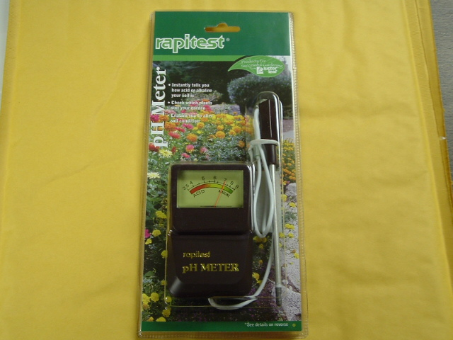 Rapitest Electronic pH Tester