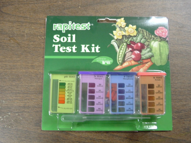 Rapitest 40 Soil Test Kit